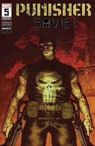 [Punisher: Soviet #5 (Artist Variant) (Product Image)]