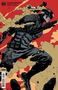 [Suicide Squad #6 (Gerald Parel Cardstock Variant) (Product Image)]