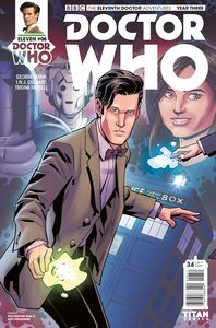 [Doctor Who: 11th Doctor: Year Three #6 (Cover A Diaz) (Product Image)]