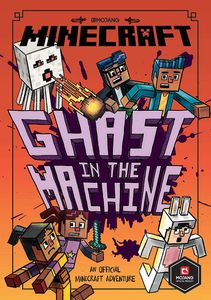 [Minecraft: Woodsword Chronicles: Book 4: Ghast In The Machine (Product Image)]