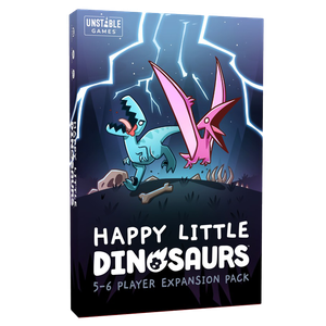 [Happy Little Dinosaurs (5-6 Player Expansion) (Product Image)]