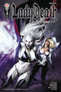 [Lady Death: Blasphemy Anthem #2 (Standard Cover) (Product Image)]