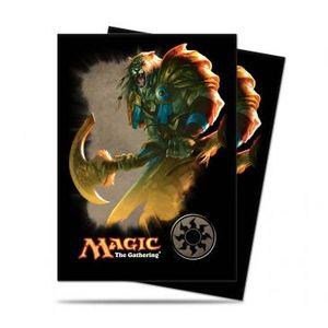 [Magic The Gathering: Deck Protectors: Mana 4: Ajani (Product Image)]