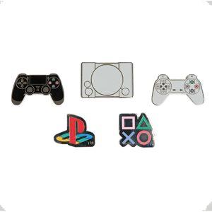 [PlayStation: Enamel Pin Badge (Product Image)]
