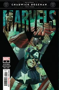[Marvels X #5 (Product Image)]