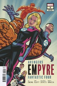 [Empyre #5 (Michael Cho Ff Variant) (Product Image)]