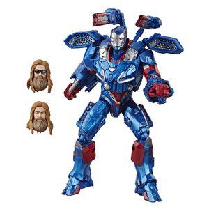 [Avengers: Endgame: Marvel Legends Action Figure: Iron Patriot (Product Image)]