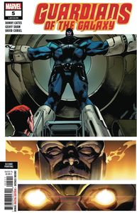 [Guardians Of The Galaxy #5 (2nd Printing Shaw Variant) (Product Image)]