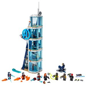 [LEGO: Marvel: Avengers: Avengers Tower Battle (Product Image)]