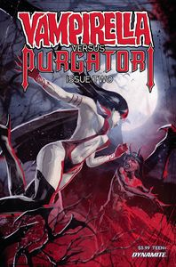 [Vampirella Vs Purgatori #2 (Cover D Kudranski) (Product Image)]