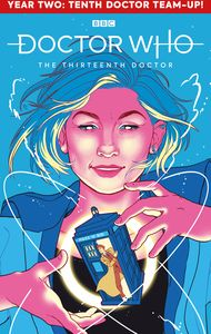 [Doctor Who: 13th Doctor: Season Two #1 (Cover A Ganucheau) (Product Image)]
