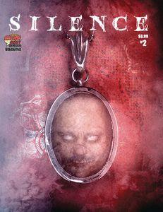 [Silence #2 (Cover A Alex Sanchez) (Product Image)]
