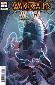[War Of The Realms: Omega #1 (Garney Variant) (Product Image)]