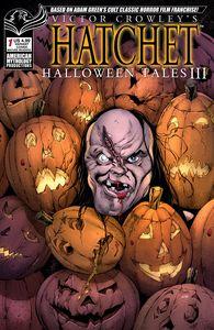 [Victor Crowley's Hatchet: Halloween III #1 (Cover B Jacks Back) (Product Image)]