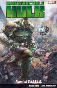 [Indestructible Hulk: Agent Of S.H.I.E.L.D. (UK Edition) (Product Image)]