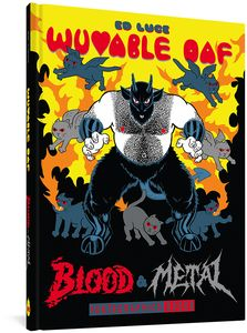 [Wuvable Oaf: Blood & Metal (Hardcover) (Product Image)]