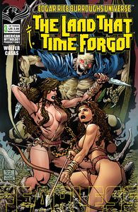 [Land That Time Forgot: Fearless #3 (Cover A Martinez) (Product Image)]
