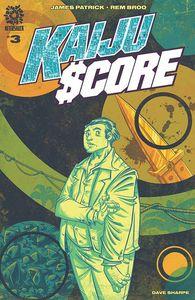 [Kaiju Score #3 (Product Image)]