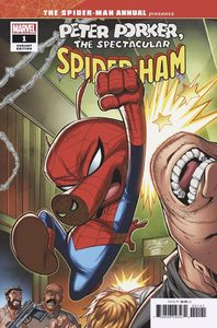 [Spider-Man: Annual #1 (Lim Variant) (Product Image)]