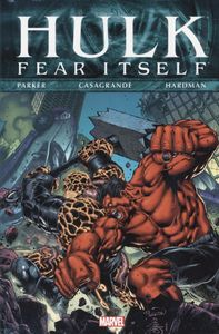 [Fear Itself: Hulk (Premier Edition Hardcover) (Product Image)]