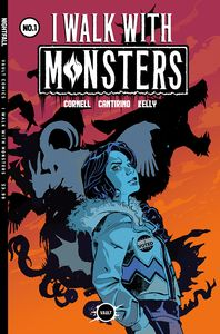[I Walk With Monsters #1 (Cover B Daniel Gooden) (Product Image)]