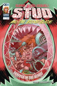 [Stud & The Bloodblade #2 (Cover A Dougherty) (Product Image)]