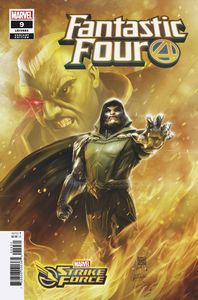 [Fantastic Four #9 (Yongho Cho Mystery Variant) (Product Image)]