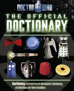 [Doctor Who: Doctionary (Hardcover) (Product Image)]