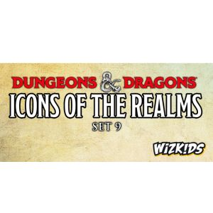 [Dungeons & Dragons: Icons Of The Realms (Set 9) (Product Image)]
