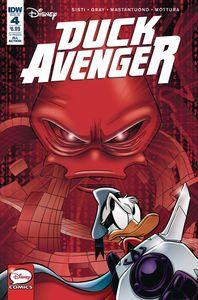 [Duck Avenger #4 (Product Image)]