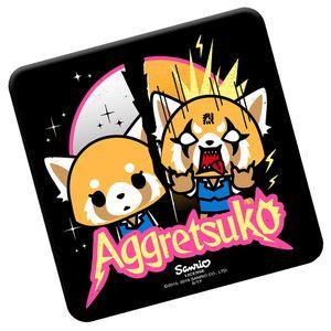 [Aggretsuko: Coaster: Rock On (Product Image)]