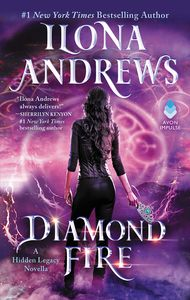 [Diamond Fire: A Hidden Legacy Novella (Product Image)]