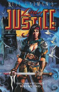 [Neil Gaiman's Lady Justice: Volume 2 (Hardcover) (Product Image)]