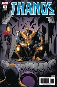 [Thanos #13 (Shaw Variant 2nd Printing) (Legacy) (Product Image)]