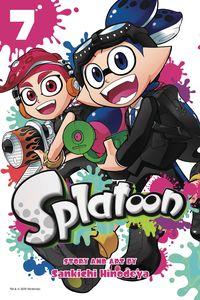 [Splatoon: Volume 7 (Product Image)]