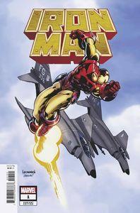 [Iron Man #1 (Leonardi Hidden Gem Variant) (Product Image)]