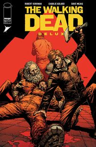 [Walking Dead: Deluxe #21 (Cover A Finch & Mccaig) (Product Image)]