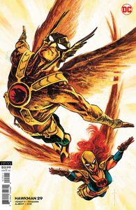 [Hawkman #29 (Sebastian Fiumara Variant) (Product Image)]