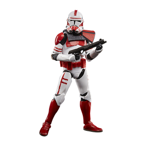 [Star Wars: The Bad Batch: Black Series Action Figure: Imperial Clone Shock Trooper (Product Image)]