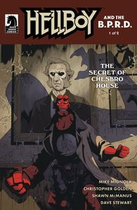 [Hellboy & B.P.R.D.: Secret Of Chesbro House #1 (Cover B Stenb) (Product Image)]