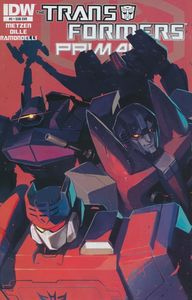 [Transformers: Primacy #2 (Subscription Variant) (Product Image)]