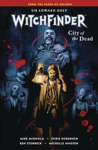 [Witchfinder: Volume 4: City Of The Dead (Product Image)]