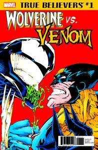 [True Believers: Wolverine Vs Venom #1 (Product Image)]