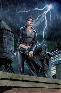 [Grimm Fairy Tales: Robyn Hood I Love NY #11 (Cover C Krome) (Product Image)]