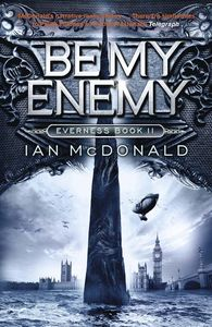 [Everness: Book 2: Be My Enemy (Product Image)]
