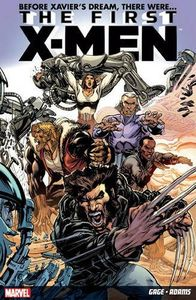 [First X-Men (UK Edition) (Product Image)]
