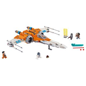 [LEGO: Star Wars: The Rise Of Skywalker: Poe Dameron X-Wing (Product Image)]