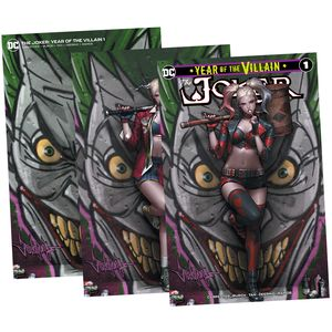 [Joker: Year Of The Villain #1 (Jeehyung Lee Variant Set) (Product Image)]
