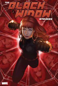 [Black Widow: Strike: Omnibus (Hardcover) (Product Image)]