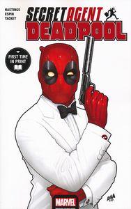 [Deadpool: Secret Agent Deadpool (Product Image)]